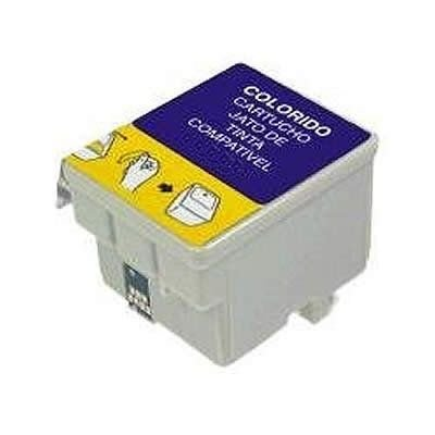 Cartucho Epson TO37020 Colorido Compativel 30ml C42 C44 T037