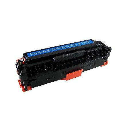 Toner Hp 304a CC531A Ciano Compativel Laser CP2025 CM2320
