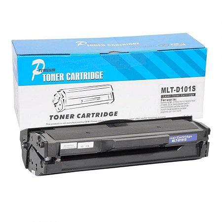 Kit com 5 Toner Samsung MLTD101S Compativel MLT-D101S ML2165 SCX3405 - PREMIUM