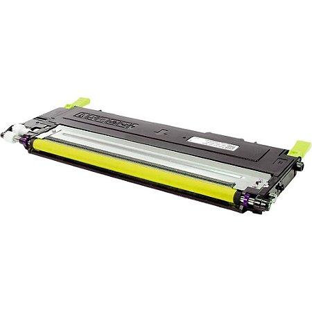 Toner Samsung CLP 325 Amarelo Compativel CLT-Y407 CLP 320 CLX3285