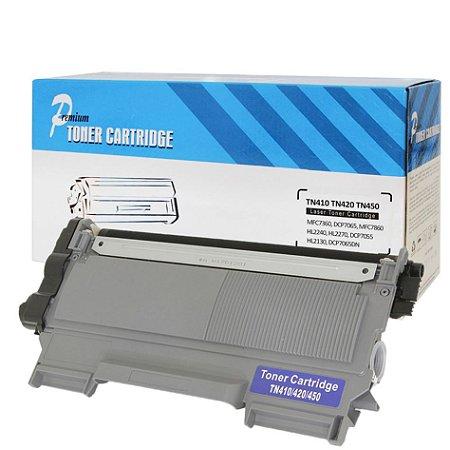 Toner Compatível Brother TN410 TN420 TN450 HL2130 HL2230 HL2240 DCP7065 MFC7860 - PREMIUM