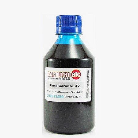 Tinta Formulabs Epson EPS4861 Ciano Claro Corante UV 250ml