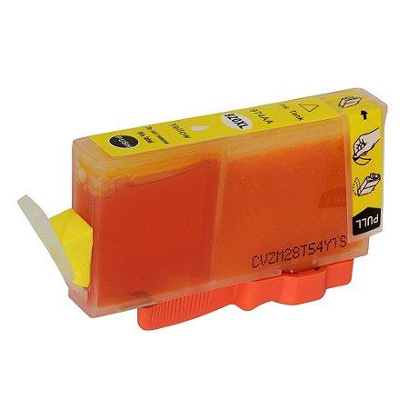 Cartucho Hp 920 XL Amarelo CD974AL Compativel 6000 7000 7500 920XL