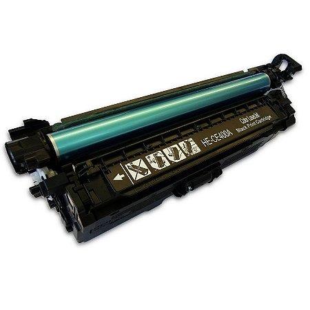 Toner Compatível HP 507A CE400A Preto M551DN M570DN M575F