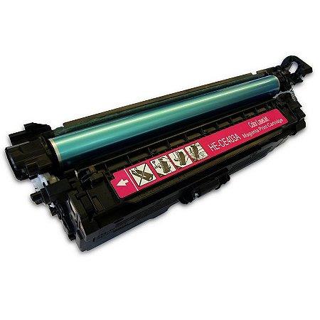 Toner Hp 507A CE403A Magenta Compativel M551DN M570DN M575F Importado