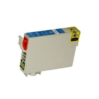 Cartucho Epson 196 Ciano Compativel T196220 XP101 XP401 XP2512