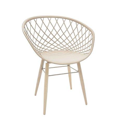Cadeira Sidera Wood