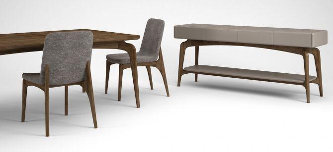 Mesa de Jantar Souto | Bruno Faucz