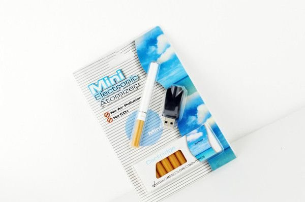 e-Health Cigarette blister