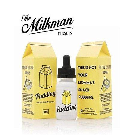 Liquido Cigarro Eletrônico - The Milkman - Pudding