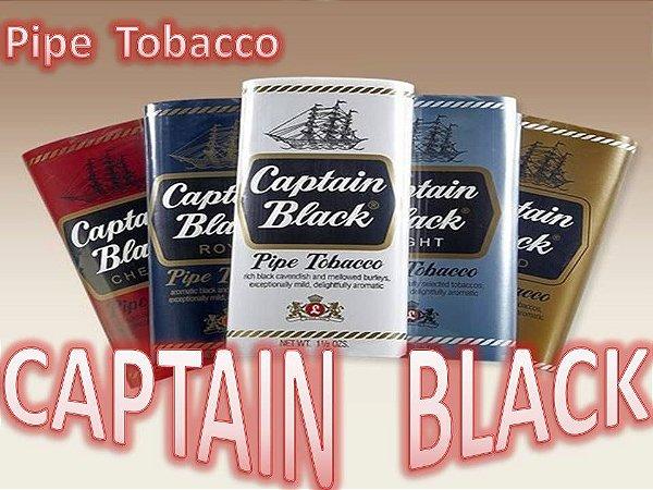 Líquido Captain Black e-Health