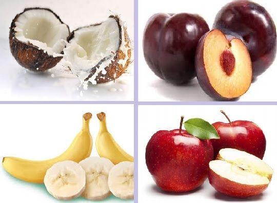 Líquido e-Health Frutas