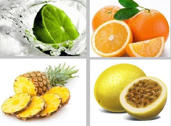 Líquido e-Health Frutas Cítricas