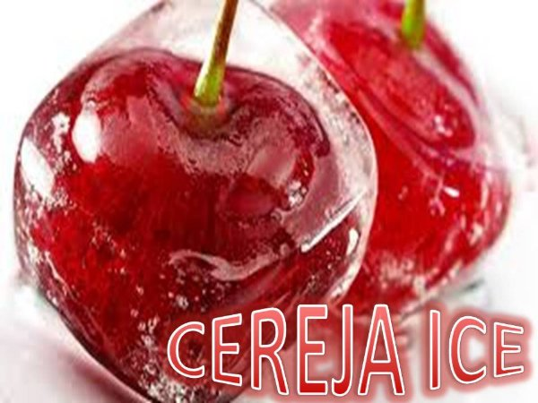 Líquido Cereja Ice e-Health