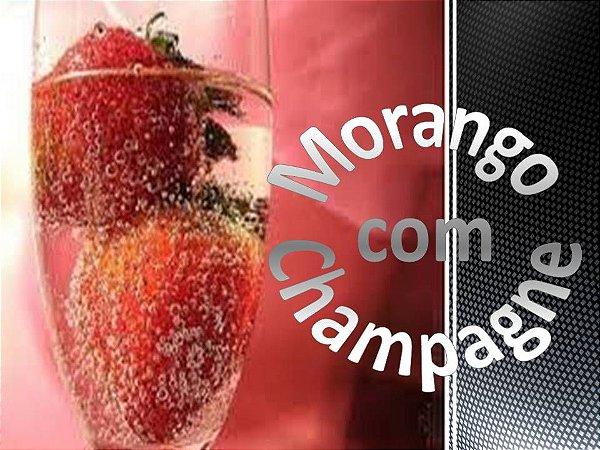 Líquido Morango com Champagne e-Health