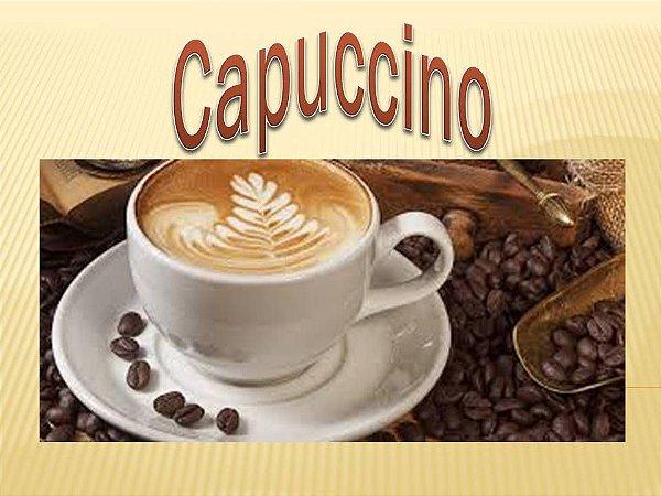 Líquido Capuccino  e-Health
