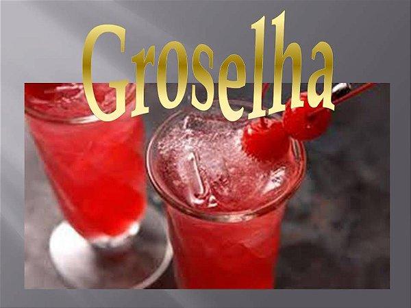 Líquido Groselha e-Health