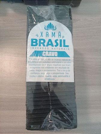 Incenso Xamã Brasil - Cravo