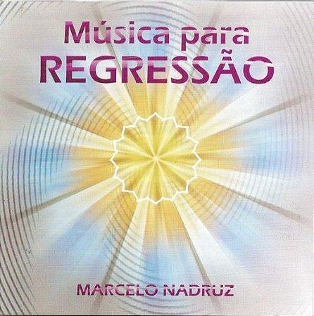 CD de Música para Regressão