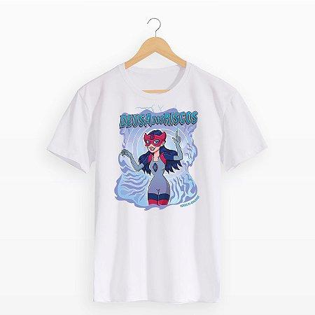 Camiseta Deusa dos Riscos