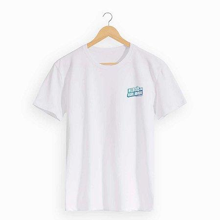Camiseta Heróis da Qualidade Basic
