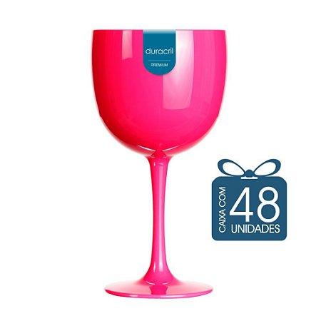 48 Taças de Gin 580 Ml Pink