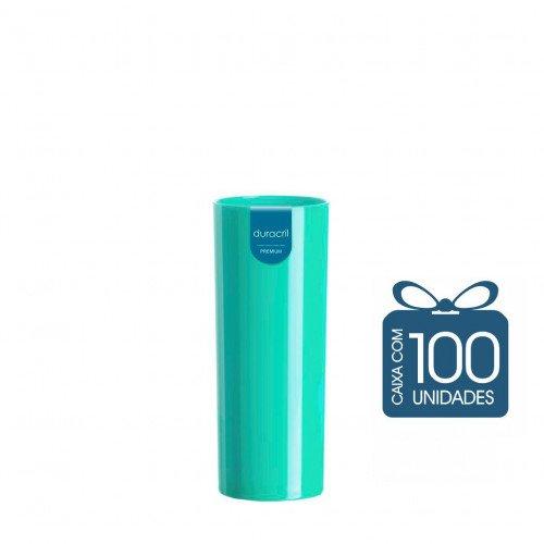 100 Copos Long Drink 330 ml Tiffany