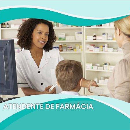 Atendente de Farmácia - Pacote Especial