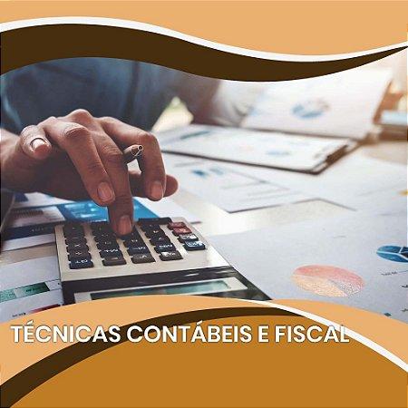Técnicas Contábeis e Fiscal