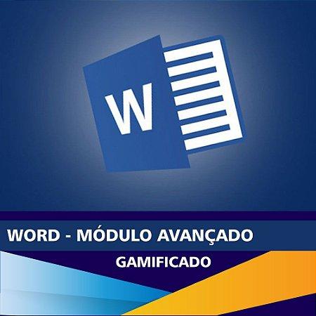 Word - Módulo Avançado - Gamificado