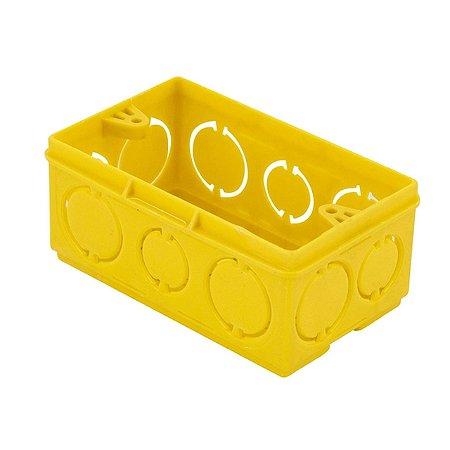 Caixa 4X2 Amarela - Tigre
