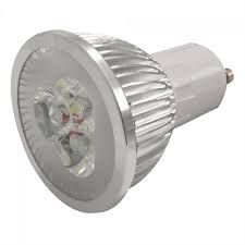 Lampada Led Gu10 Dicroica 1,2W 6400K - Sorte Luz
