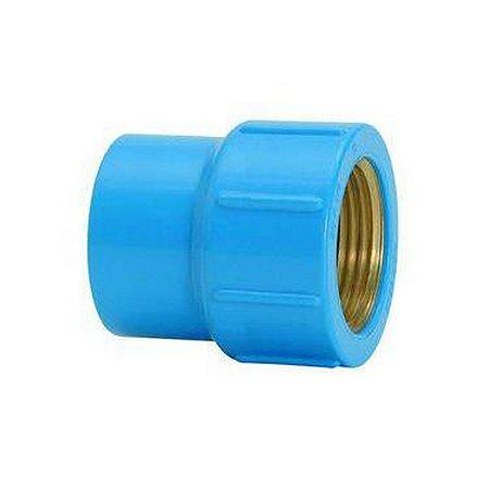 Luva Lr 25mm X 1/2 Bucha Latao (11751) - Amanco