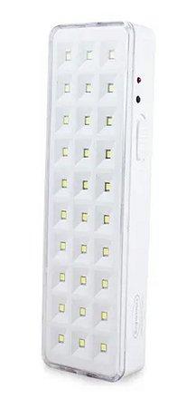 LUMINARIA DE EMERGENCIA 30 LEDS BIV (907189) SEGURIMAX