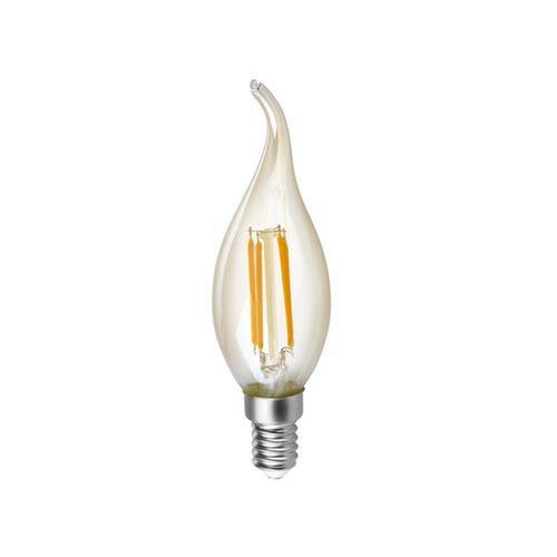 LAMPADA LED FILAMENTO C35 4W E14 AMBAR SORTELUZ