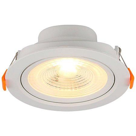 SPOT LED 6W REDONDO EMBUTIR 6500K (80166004) BLUMENAU