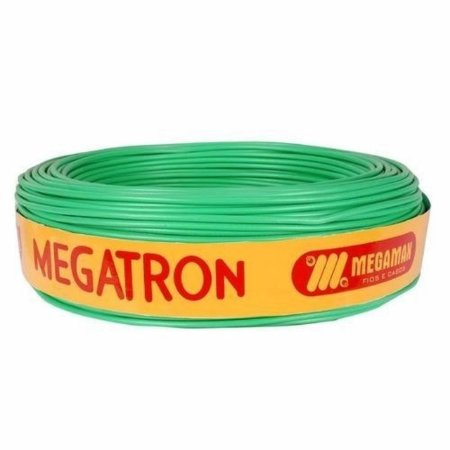 Cabo 6,00mm Verde - Megatron