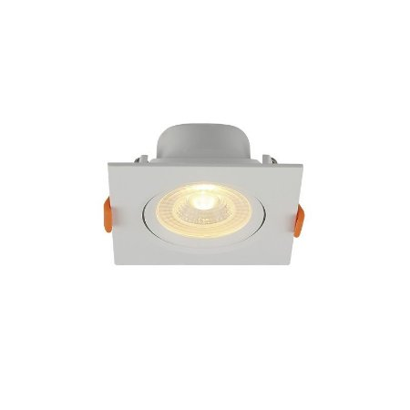SPOT LED 6W QUADRADO EMBUTIR 3000K (80263004) BLUMENAU