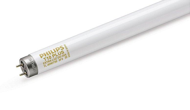 Lampada Fluorescente T10 20W 5000K - Philips