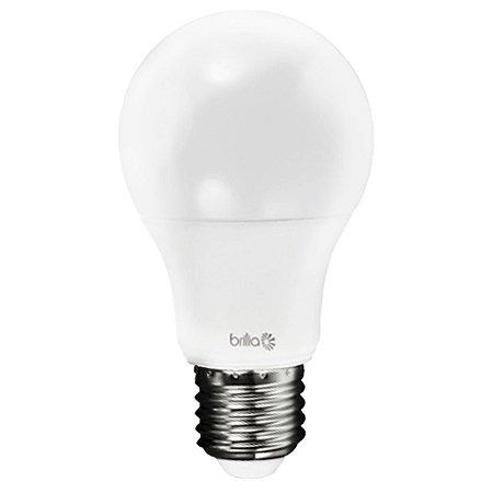 LAMPADA LED E27 BULBO 7W 6500K A60 BIV.433850 (433850) BRILIA