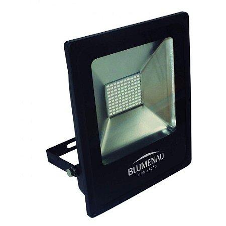 REFLETOR LED VERDE 50W BLUMENAU