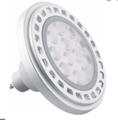 Lampada Led AR111 Gu10 15W 3000K - Sorte Luz