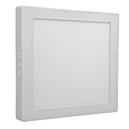 Painel Led 12w Quadrado Sobrepor 6400K Slim -  Avant