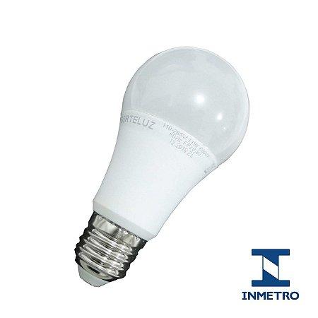 Lampada Led Bulbo  E27 11W 6500K - Sorte Luz