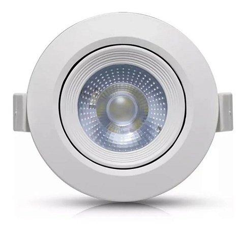 SPOT LED MR16 REDONDO 5W 6500K- MB