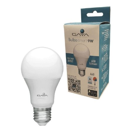 Lampada Led Bulbo Smart 9W - Gaya