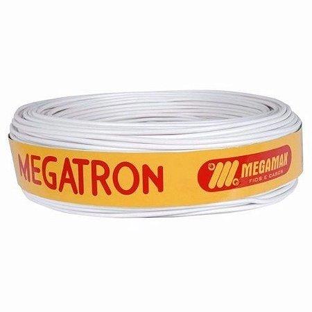 CABO 6,0MM BRANCO/ MEGATRON