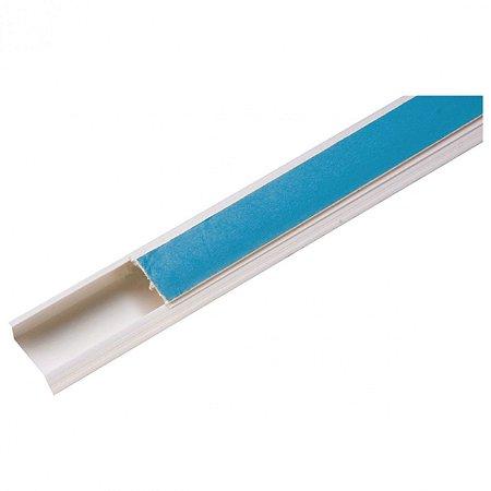 Canaleta 20 X 2m Divisoria Branca Fita Azul (57300119) - Tramontina