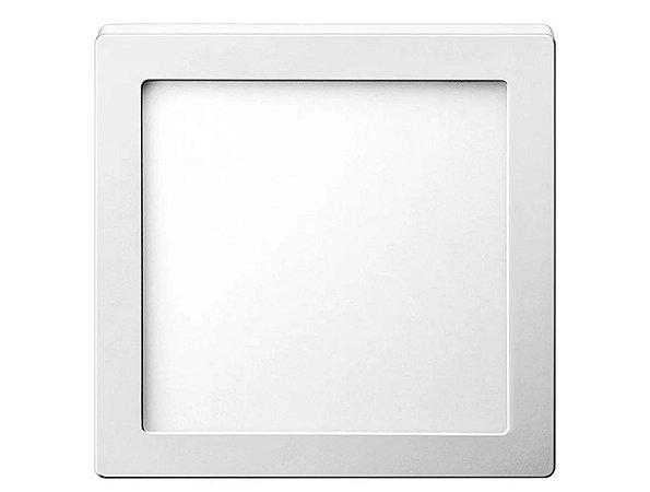 PAINEL LED 18W QUADRADO SOBREPOR 6500K AVANT