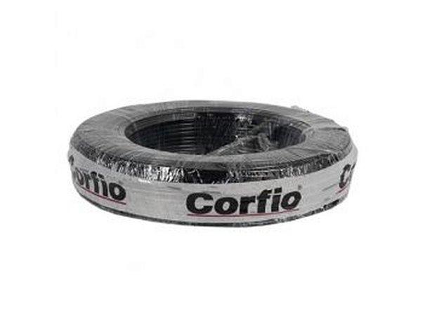 CABO 10,0MM FLEX  750V PRETO CORFIO